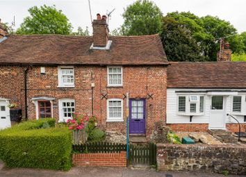 Thumbnail 2 bed terraced house for sale in Old London Road, Wrotham, Sevenoaks