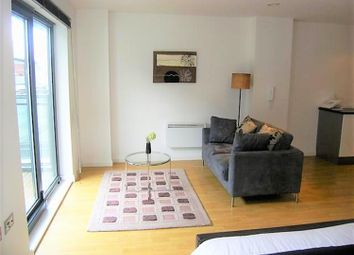 Thumbnail 1 bed flat to rent in One Brewery Wharf, Waterloo Street, Leeds