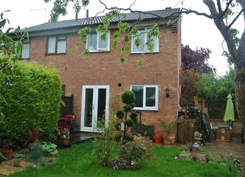 Thumbnail 2 bed semi-detached house for sale in 2 Baldwin Grove, Bourne, Lincolnshire