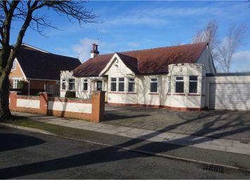 Thumbnail 3 bed detached bungalow for sale in Henley Drive, Southport