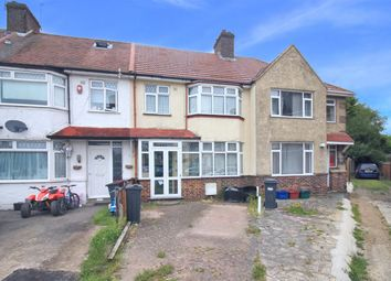 Thumbnail 3 bedroom terraced house to rent in Leamington Close, Hounslow