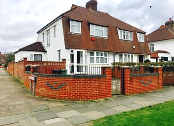 Thumbnail 3 bed semi-detached house to rent in Thornton Road, Balham