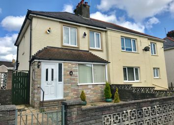 Thumbnail 2 bed semi-detached house for sale in St Margarets Avenue, Jersey Marine, Neath