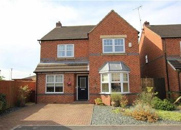 Thumbnail 4 bed detached house to rent in Ash Close, Barlborough, Chesterfield