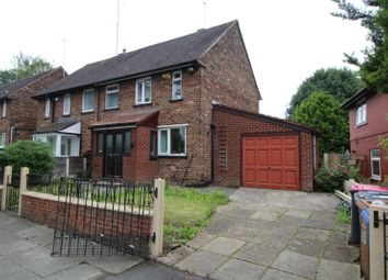 2 bed semi-detached house for sale in Eccles Old Road, Salford, Greater Manchester M6