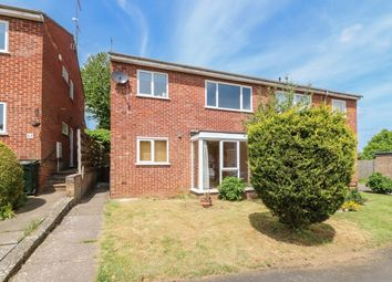 Thumbnail 2 bed mews house to rent in Valley Road, Banbury