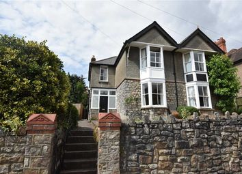 Thumbnail 3 bed detached house for sale in Hardwick Avenue, Chepstow