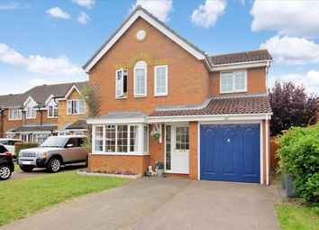 Thumbnail 4 bedroom detached house for sale in Deben Valley Drive, Grange Farm, Kesgrave, Ipswich