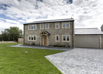 Thumbnail 5 bed detached house for sale in Upper Royd, Lane Ends Green, Hipperholme, Halifax