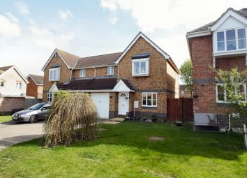 Thumbnail 3 bed semi-detached house for sale in Brybank Road, Haverhill