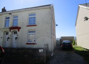 Thumbnail 3 bed semi-detached house for sale in Heol Eglwys, Coelbren, Neath, Neath Port Talbot.