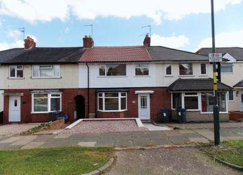 Thumbnail 3 bed terraced house for sale in Henlow Road, Kings Heath, Birmingham