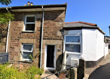Thumbnail 1 bed end terrace house to rent in Drump Road, Redruth, Cornwall