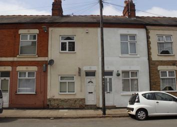 Thumbnail 2 bed terraced house for sale in Dunton Street, Leicester