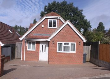Thumbnail 2 bed detached bungalow to rent in Palmcourt Avenue, Hall Green, Birmingham