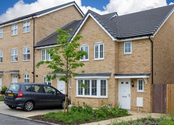 "Thumbnail 3 bedroom property for sale in ""The Epsom"" at King Street Lane, Winnersh, Wokingham"