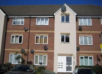 Thumbnail 1 bed flat to rent in Fenman Gardens, Goodmayes, Ilford
