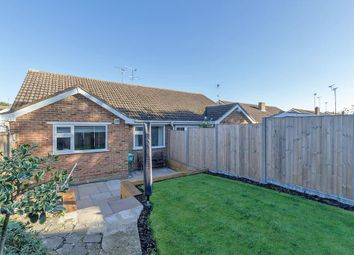 Thumbnail 2 bedroom semi-detached bungalow for sale in Peel Drive, Sittingbourne
