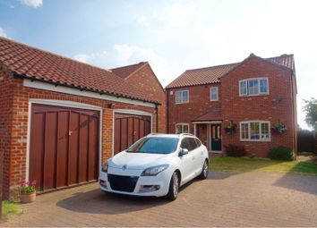 Thumbnail 4 bed detached house for sale in Debdhill Road, Doncaster