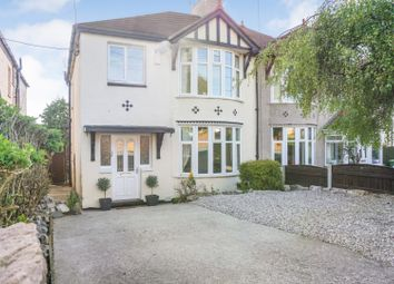 Thumbnail 3 bed semi-detached house for sale in Cwm Road, Dyserth