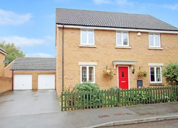 Thumbnail 4 bed detached house for sale in The Spur, Westbury, Wiltshire, Wiltshire