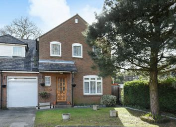 Thumbnail 4 bed semi-detached house for sale in Falcon Close, Northwood