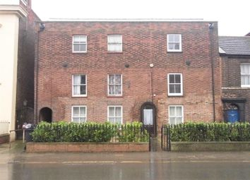 Thumbnail 1 bedroom flat for sale in London Road, King's Lynn