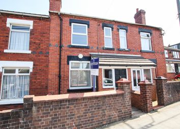 Thumbnail 2 bed terraced house for sale in Whitfield Road, Ball Green, Staffordshire