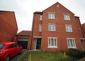 Thumbnail 3 bed town house for sale in Dove Road, Mexborough