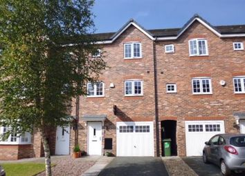 Thumbnail 3 bed town house for sale in Radcliffe Road, Winsford