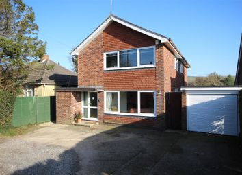 Thumbnail 4 bed detached house for sale in New Road, Clanfield, Waterlooville