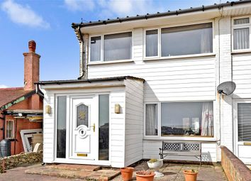 Thumbnail 2 bed semi-detached house for sale in Rowe Avenue, Peacehaven, East Sussex