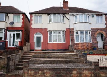 Thumbnail 3 bed semi-detached house for sale in Thetford Road, Great Barr, Birmingham