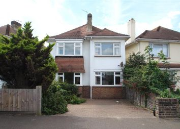 Thumbnail 4 bed detached house for sale in Penhill Road, Lancing, West Sussex