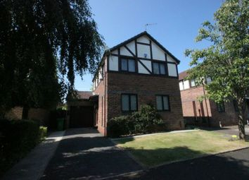 Thumbnail 3 bed detached house for sale in Dorchester Drive, Wythenshawe, Manchester