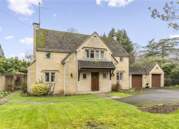 Thumbnail 4 bed detached house for sale in Somerford Road, Cirencester, Gloucestershire