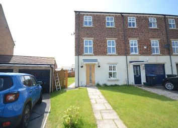 Thumbnail 4 bed town house for sale in Flamborough Walk, Seaham