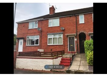 Thumbnail 3 bedroom terraced house to rent in Ridge Road, Stoke On Trent