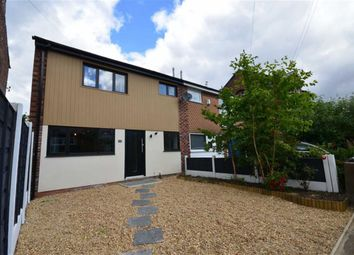 Thumbnail 3 bed semi-detached house to rent in Cresswell Grove, West Didsbury, Manchester, Greater Manchester