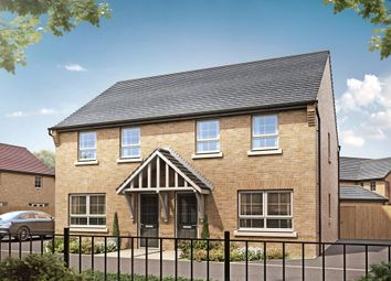 """Thumbnail 3 bed semi-detached house for sale in """"Maidstone"""" at Grange Road, Hugglescote, Coalville"""