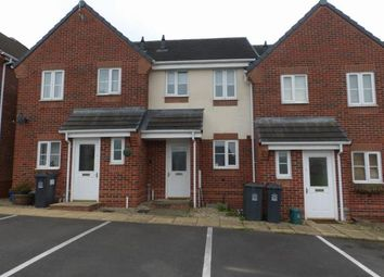 Thumbnail 2 bed town house for sale in Galingale View, Newcastle, Staffordshire