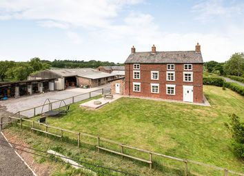 Thumbnail 5 bed detached house for sale in Gorstage Lane, Gorstage, Northwich