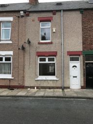 Thumbnail 3 bedroom terraced house to rent in Helmsley Street, Hartlepool
