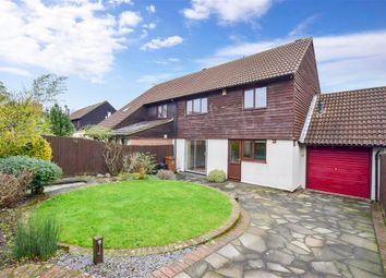 3 bed semi-detached house for sale in High Street, Halling, Rochester, Kent ME2