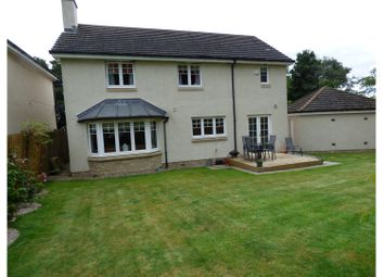 Thumbnail 5 bed detached house for sale in Oak Loan, Dundee