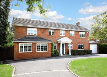 Thumbnail 4 bed detached house for sale in Knottocks Drive, Beaconsfield