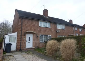 Thumbnail 2 bed semi-detached house to rent in Kelfield Avenue, Harborne, Birmingham