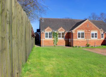 Thumbnail 3 bed semi-detached bungalow for sale in Woodseat Grove, Rocester, Uttoxeter