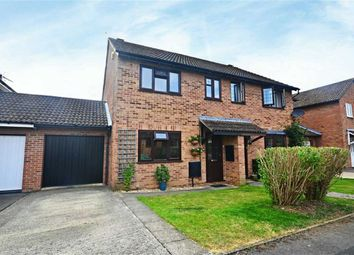 Thumbnail 3 bed semi-detached house for sale in Wentworth Close, Longford, Gloucester