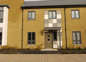 Thumbnail 2 bed terraced house to rent in Ellson Close, Newtown Works, Ashford